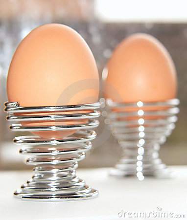 Free Eggs Breakfast For Two Royalty Free Stock Image - 59236