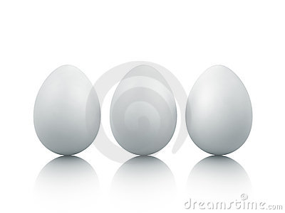 Eggs clear