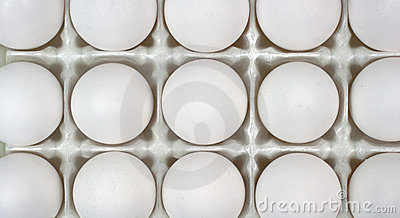 Eggs in Crate