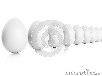 Eggs line