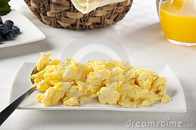 Eggs Scrambled