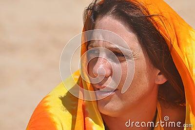 Egiptian Girl