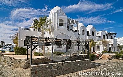 Egyprt tourist resort