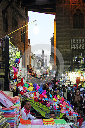 Free Egypt Cairo Street View In Africa Royalty Free Stock Photo - 67593895
