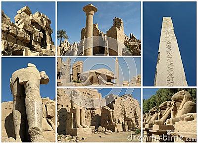 Egypt collage