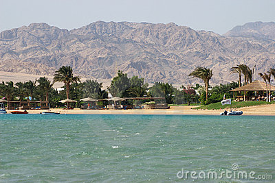 Egypt, Dahab, Sinai Peninsula. Red sea.