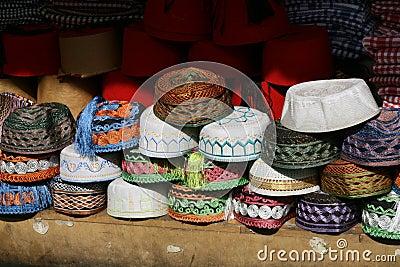 Egypt fez hat
