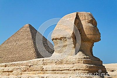 Egypt, Giza, Sphinx