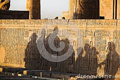 Egypt, Kom Ombo, Temple