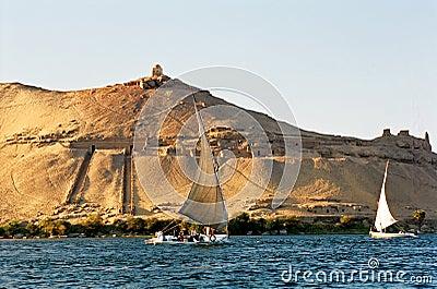Egypt, the Nile.