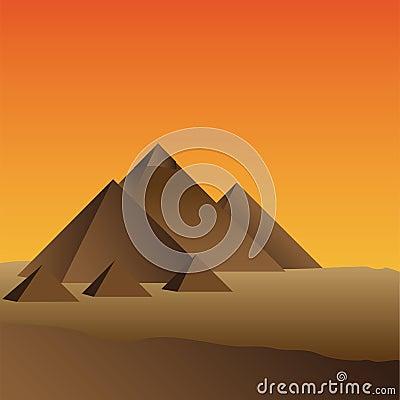 Egypt piramid