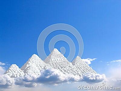 Egypt Pyramids Giza.