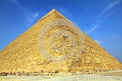 Egypt pyramids in Giza