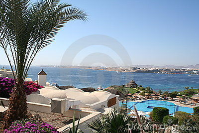 Egypt. A resort Sharm Al Shekh
