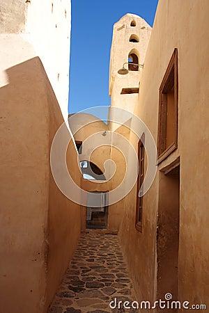 Egypt, St. Antony s Christian Coptic Monastery.