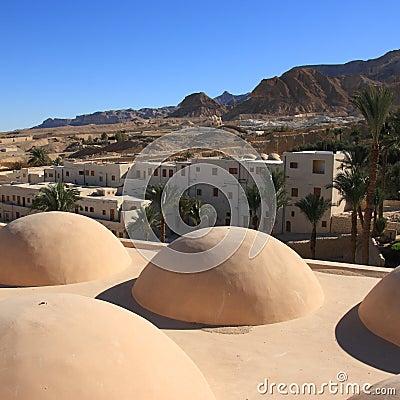 Free Egypt, St. Antony S Monastery (IV Century). Royalty Free Stock Photos - 23291088