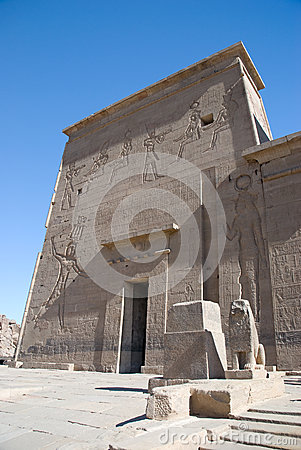 Egypt, temple of Philae
