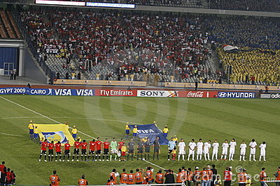 Egypt vs Paraguay - FIFA-U20 Worldcup Editorial Photo