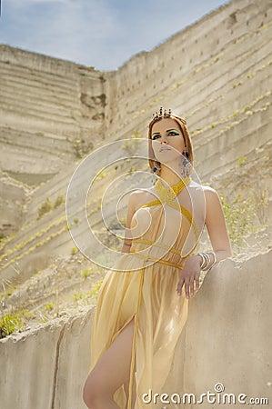Free Egyptian Royalty Free Stock Photo - 33591445