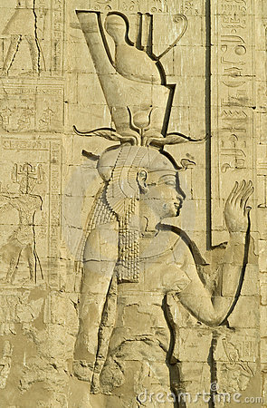 Free Egyptian Art 5 Stock Photography - 9153292