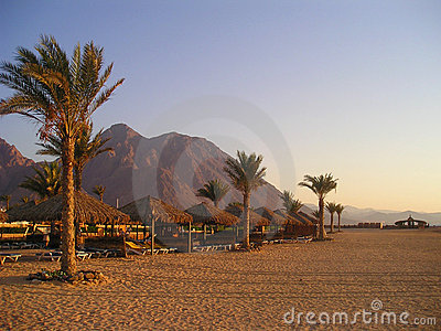 Egyptian Beach