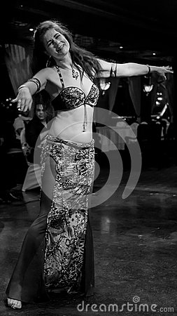 Egyptian Belly Dance Editorial Photo - Image: 46239051