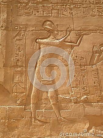 Egyptian hieroglyps