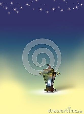 Free Egyptian Lantern Royalty Free Stock Image - 1645166