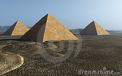Egyptian Pyramid Group