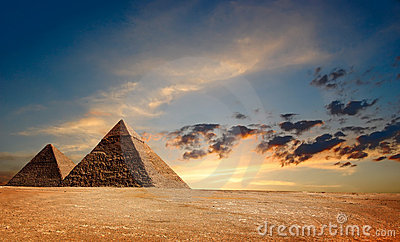 Egyptian Pyramyds