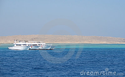 Egyptian Red Sea scenery