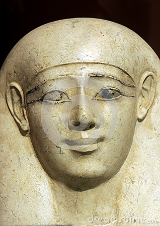 Egyptian Sculpture Editorial Photo