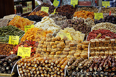 Egyptian Spice Market Istanbul