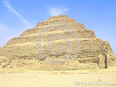 Egyptian Step Pyramid