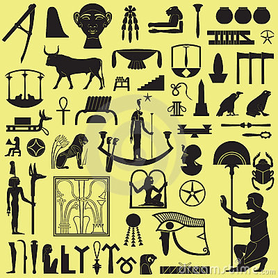 Egyptian Symbols and Signs 3