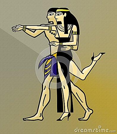 Egyptian Tango Dance