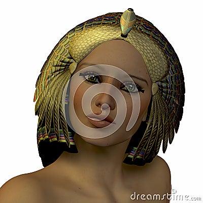 Free Egyptian Woman 01 Royalty Free Stock Photos - 21844428