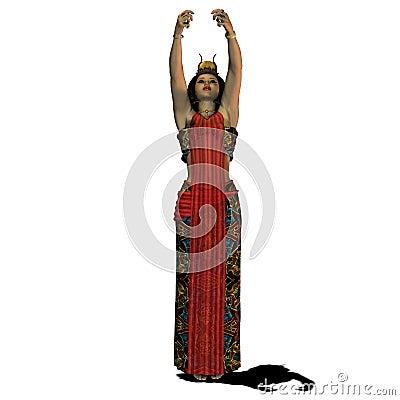 Egyptian Woman 02