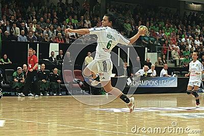 EHF Champions League Final - Viborg HK vs. Györ Editorial Stock Photo