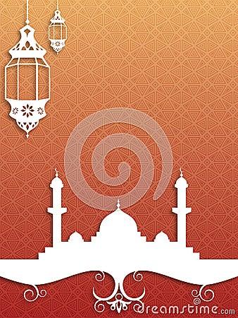 Eid tło