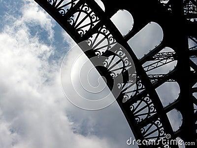 Eiffel texture