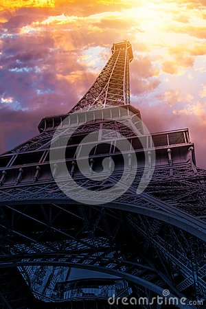 Free Eiffel Tower Royalty Free Stock Photo - 104564415