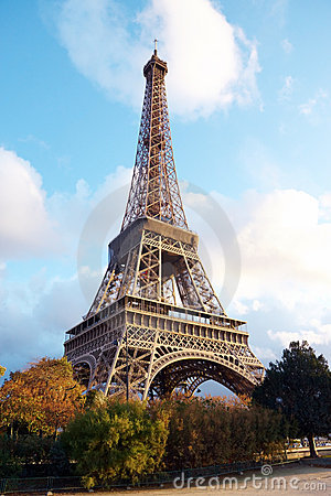 Printable Picture Eiffel Tower on Royalty Free Stock Photography  Eiffel Tower  Image  11693987