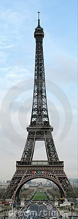 Free Eiffel Tower Stock Photography - 135842