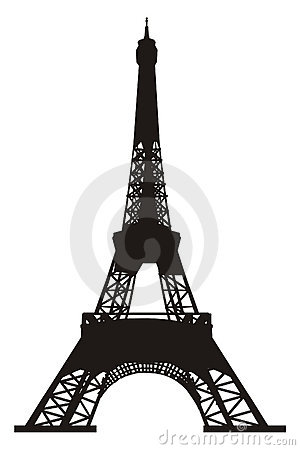 Free Eiffel Tower Royalty Free Stock Photography - 1730917