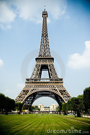 Free Eiffel Tower Stock Photo - 2508550