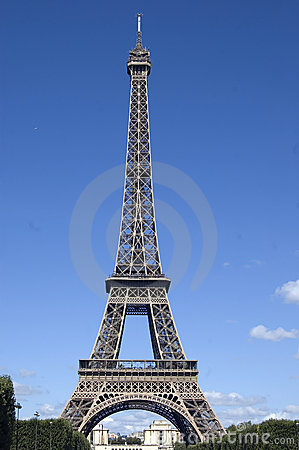 Printable Picture Eiffel Tower on Royalty Free Stock Photo  Eiffel Tower  Image  6386315