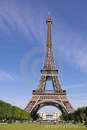 Free Eiffel Tower Stock Photo - 7814450