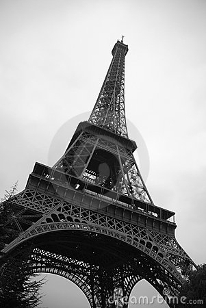 Free Eiffel Tower In Paris Stock Photo - 3805960