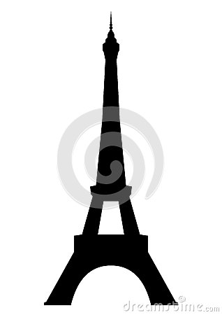 Free Eiffel Tower In Paris. Stock Images - 43521964
